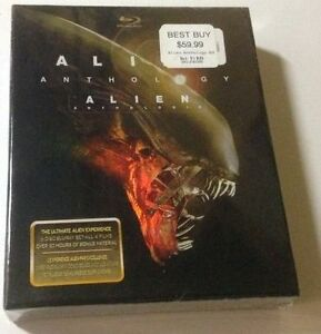 Aliens Collectors Blu-ray Box Set (NEW)