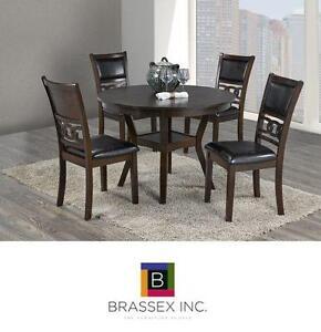 NEW BRASSEX 5-PIECE KITCHEN SET - 132318266 - TRISTAN