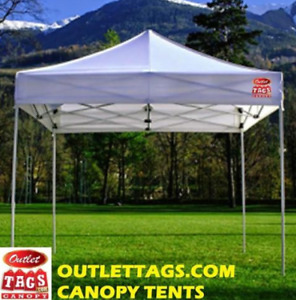 POP UP TENTS   10*10    IN DIFFERENT COLORS  BRAND NEW