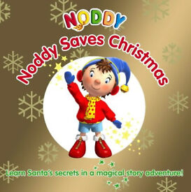 Noddy books and dvd set