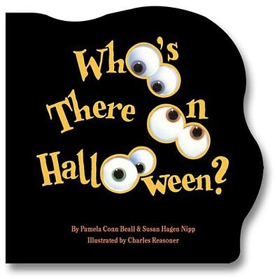 Whos There on Halloween? by Susan Hagen Nipp, Pamela Conn Beall  - Who There On Halloween Book