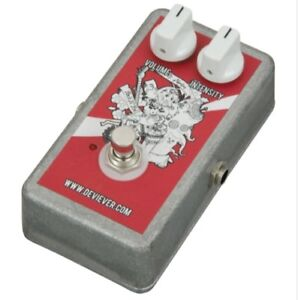 Devi ever fuzz / distortion soda meiser pedal