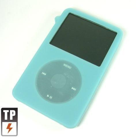 Silicone Bescherm-Hoes Skin voor iPod Classic 160GB 10,5mm B