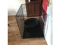 DOG CAGE, EXCELLENT CONDITION
