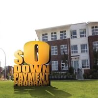 Buy House Zero Downpayment