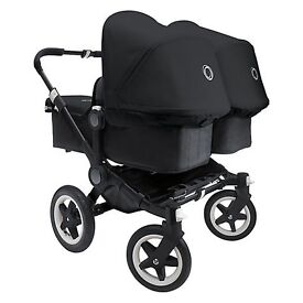 Bugaboo Donkey Complete All Black special edition