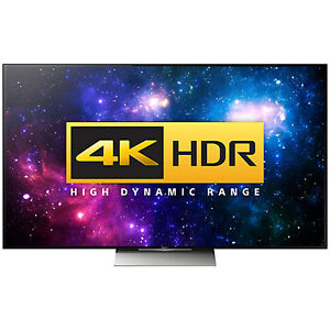 """55"""" Sony XBR-X850D 4K UHD HDR Smart LED Android TV"""