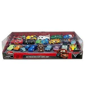 disney cars diecast sets