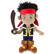 Jake and The Neverland Pirates Plush