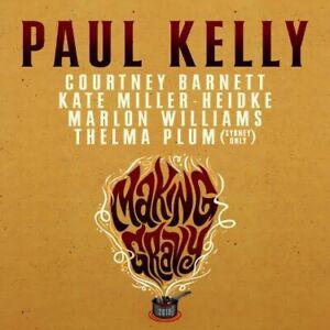 Paul Kelly Making Gravy Sidney Myer Music Bowl