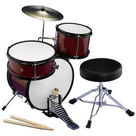 Child's Drum Kit for sale £20