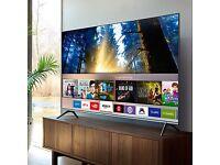 "Samsung 49"" 4k super UHD smart led tv ue49ks7000 HDR Quantum dot display"