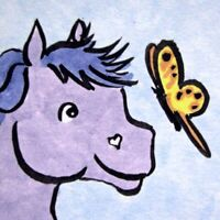 Come see Purple Pony Art at the fair!