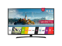 """NEW IN BOX! SEALED! LG 55"""" Inch LED 4K ULTRA HD UHD SMART TV with Active HDR & Freeview HD 55UJ635V"""