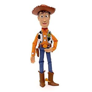 Disney Store Toy Story Large Talking Doll range Inc Woody, Buzz, Zurg and Jessie