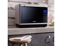 Brand new Panasonic combination microwave
