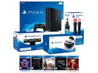 PS4 VR mega bundle