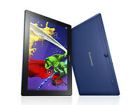 Lenovo Tab 2 A10 HD 10.1 Inch 16GB Wi-Fi Android Tablet - Blue BRAND NEW & SEALED UK RRP £139