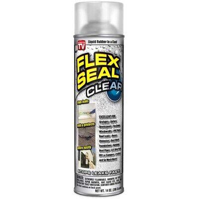 Flex Seal Mini Liquid Rubber Spray Rubber Sealant Coating As Seen On Tv - Clear