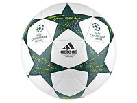 2 Adidas UCL Finale 16 Capitano Balls, Size 5