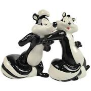 Skunk Salt and Pepper Shakers