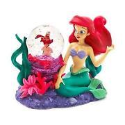 Little Mermaid Snowglobe