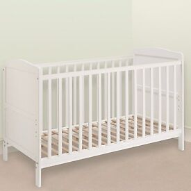 Cot Bed (Used in good condition)