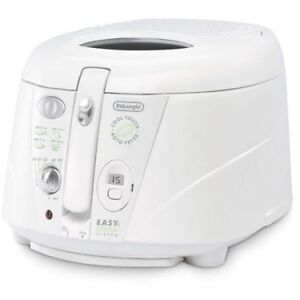 Delonghi Cool Touch Roto Electric Deep Fryer