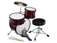 John Lewis Children's Drum Set