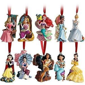 Disney Princess Ornaments   eBay