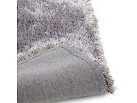 Grey rug - John Lewis / very good condition