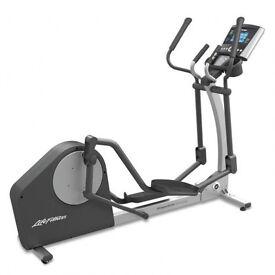Life Fitness X1 - Whisper Stride Technology