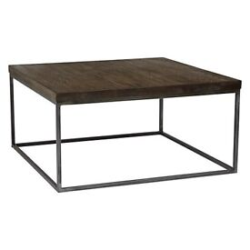 John Lewis Calia Coffee Table, Dark
