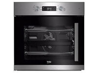 NEW - Beko BIF22300XL Built In Electric Single Oven, Stainless Steel - BARGAIN PRICE @ £200