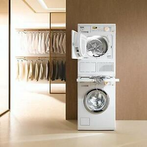 FRONT LOAD WASHER & DRYER FULLY STACKABLE FREE DELIVERY UNTIL FEB 20