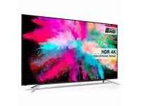 Hisense 65K5510 65 inch 4K Ultra HD HDR Smart LED TV Freeview HD