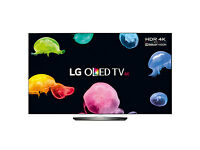 "Brand New!!! LG TV 55"" OLED 4K, Smart TV with webOS - OLED55B6V £2000 ONO"