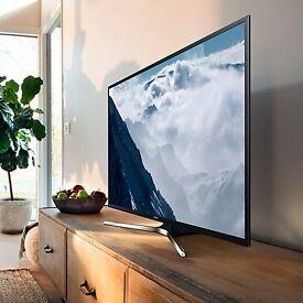 "SAMSUNG UE50ku6000 Smart Ultra HD 4k 50""LED TV... Great condition"