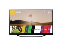 "LG 60UF770V 4K Ultra-HD Smart TV, 60"" with Freeview HD"