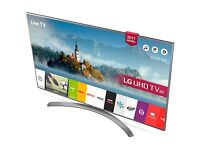 LG 43UJ670V LED HDR 4K Ultra HD Smart TV, 43 with Freeview Play.. 2016 Model