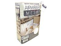 Airwrap cot mesh