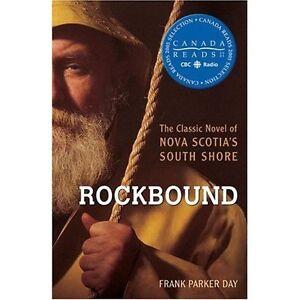 Rockbound-Frank Parker Day-Maritime Classic book + bonus book