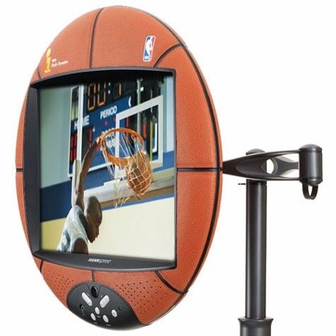 Hanspree NBA Basketball TV/ monitor 15 Inch