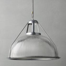 John Lewis Pendant Offers Welcome - Original BTC Phane Ceiling Lamp