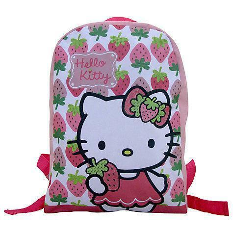 Hello Kitty Backpack Ebay