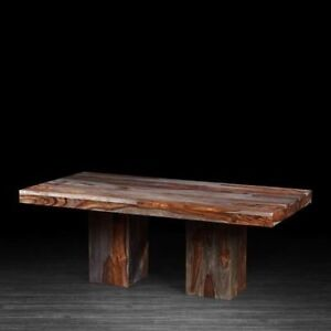 Table Artemano neuve 80 x 40 (Bois de rose)