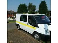 ford transit crew Van !!!!!PRICE DROP!!!!
