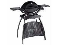 Weber Q 1200 Gas BBQ with Stand