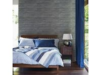 Wills and Gambier king size bed from John Lewis furniture, v Spring mattress