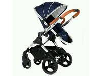 Icandy peach 2016 royal pushchair brand new in box